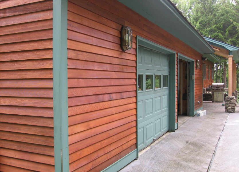 Clean Amp Condition Wood Siding